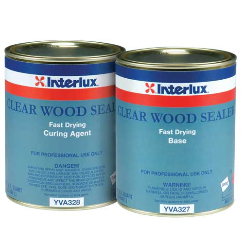 Clear Wood Sealer Base