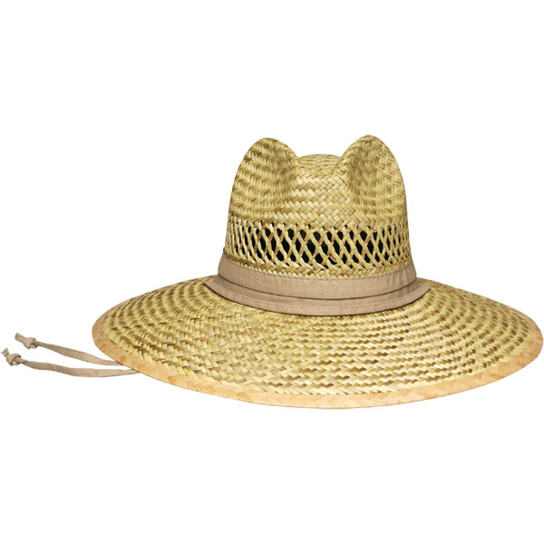 Dorfman Pacific Safari Hat - Khaki - L