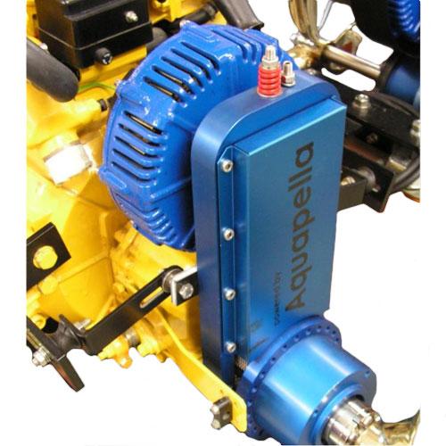 Mastervolt Aquapella Parallel Hybrid E-Propulsion System