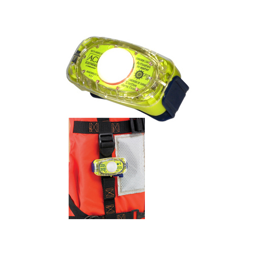 Auto Hemilight™2 Automatic Survivor Locator Light
