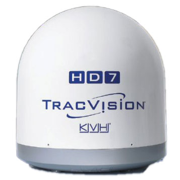Kvh Industries TracVision HD7 Hi-Definition Satellite TV Antenna
