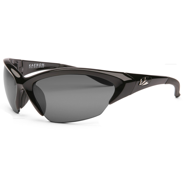 Kaenon Polarized Kore Sunglasses (Medium Lens), Black Frames with Gray G-12 Lenses Sale $214.00 SKU: 11455045 ID# 001-01-G12-02 UPC# 838775000082 :