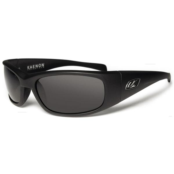 Kaenon Polarized Rhino Sunglasses, Matte Black Frames with Gray G12 Lenses Sale $194.00 SKU: 11455003 ID# 002-07-G12 UPC# 838775003120 :