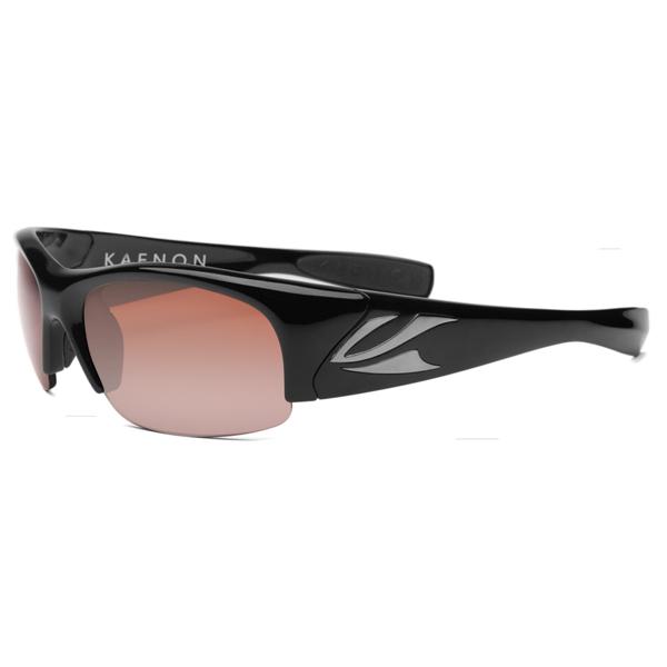 Kaenon Polarized Hard Kore Regular Sunglasses, Black/brown Frames with Copper C-28 Lenses Sale $214.00 SKU: 11455086 ID# 007-01-C28-02 UPC# 838775002215 :