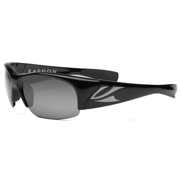 Kaenon Polarized Hard Kore Sunglasses, Matte Black Frames with Gray G12 Lenses Sale $209.99 SKU: 11455102 ID# 007-04-G12-02 UPC# 838775003182 :