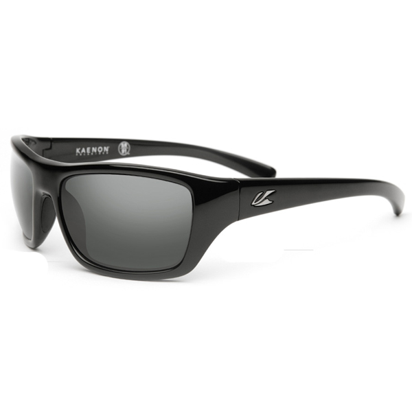 Kaenon Polarized Kanvas Sunglasses, Black/gray Frames with Gray G12 Lenses Sale $179.00 SKU: 11455011 ID# 020-01-G12 UPC# 838775003465 :