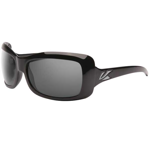 Kaenon Polarized Women's Georgia Sunglasses, Black/gray Frames with Gray G12 Lenses Sale $214.00 SKU: 11454550 ID# 208-01-G12 UPC# 838775001942 :