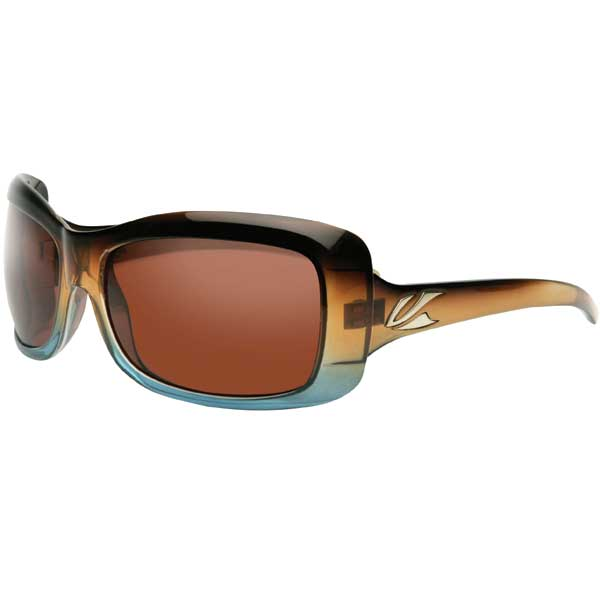 Kaenon Polarized Women's Georgia Sunglasses, Tobacco/Denim Fade Frames with C12 Copper Lenses Brown Sale $219.99 SKU: 11454568 ID# 208-02-C12 UPC# 838775001966 :