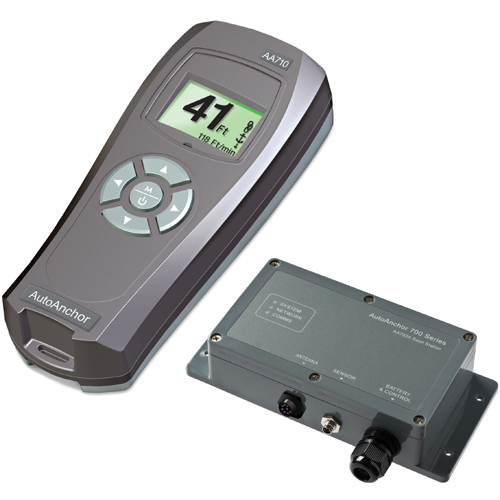 Auto Anchor AutoAnchor 710 Wireless Remote Control & Rode Counter