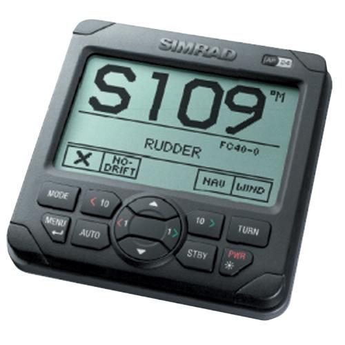 Simrad AP24 Autopilot Control Display