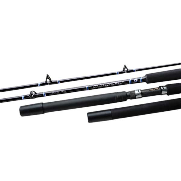Daiwa Saltist Live Bait Rod, Medium Power, 8'