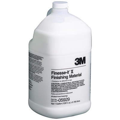 3M Finesse-It II Glaze, 05929, 1 Gal.