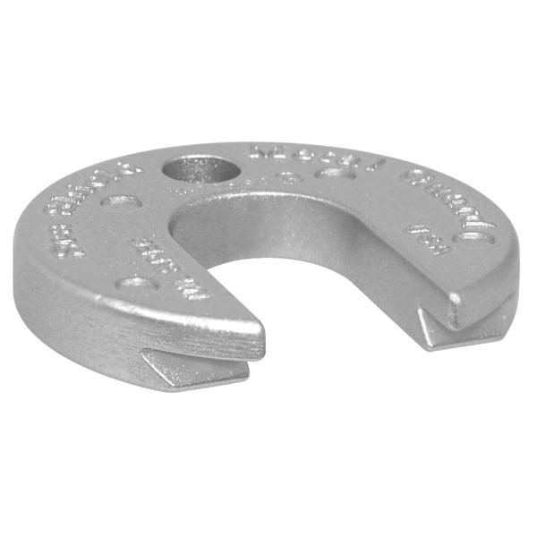 Sea Shield Marine M-706189-A Alpha Quick Change Spare, Aluminum
