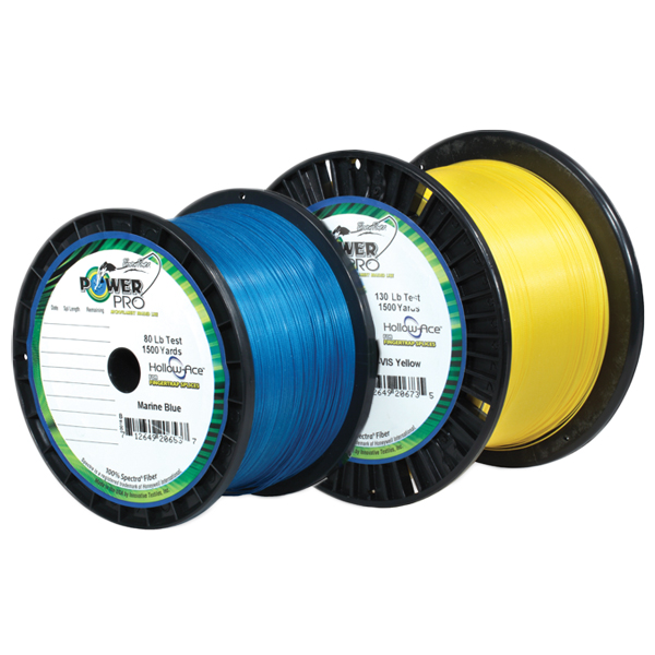 Power Pro 80lb, 500yd, Yellow