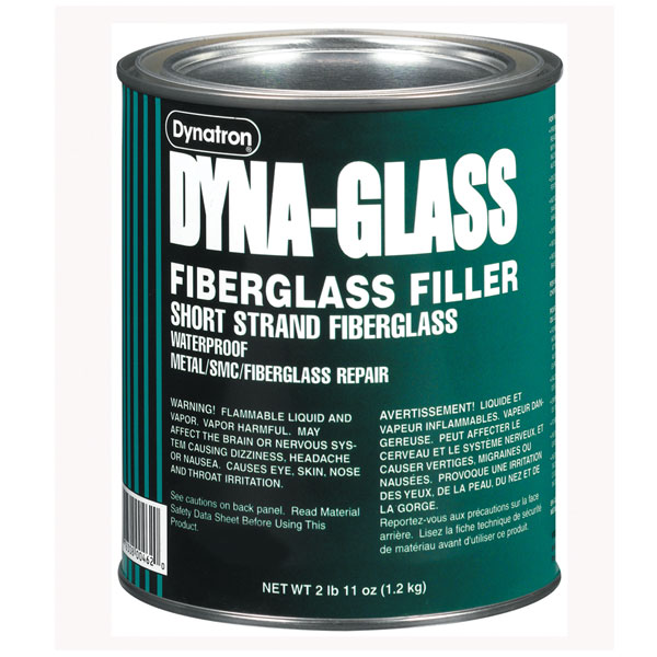 3M Dyna-Glass Filler, Gal.