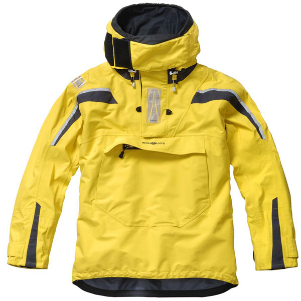 Henri Lloyd Men's Ocean Pro Smock Yellow