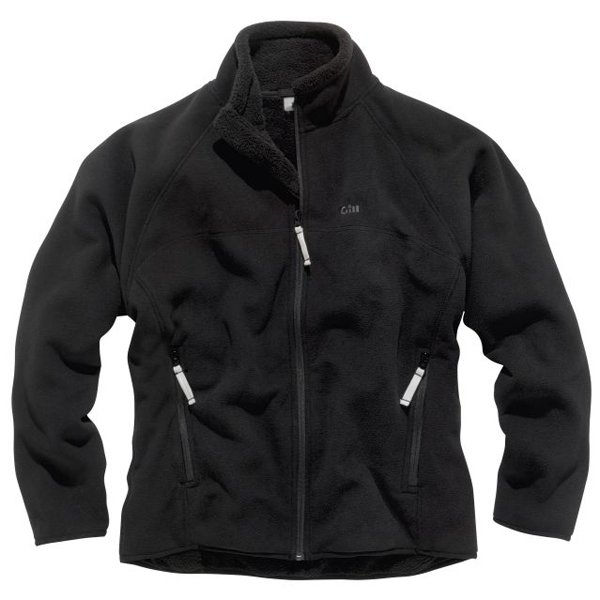 Men's i4 Polar Fleece Jacket, Black, S