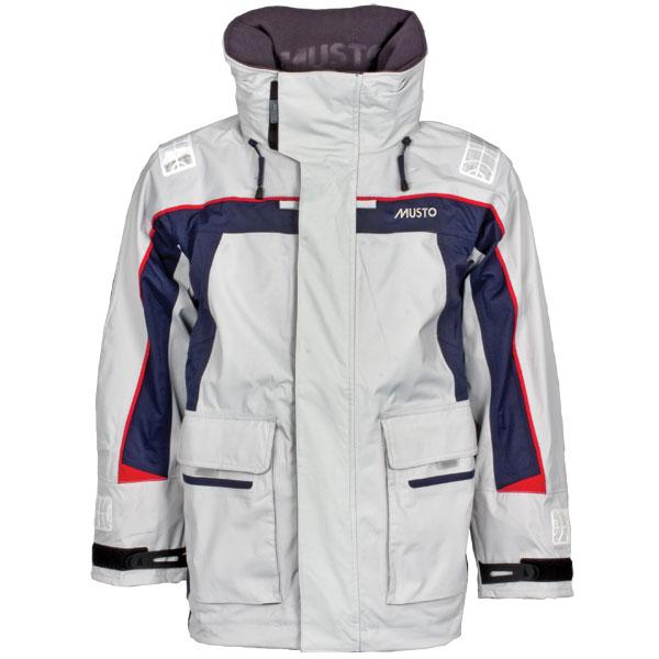 Musto Men's Coastal Channel Jacket, Gray, S Sale $269.00 SKU: 11741873 ID# PSB1292WM-2-S UPC# 5051070948179 :