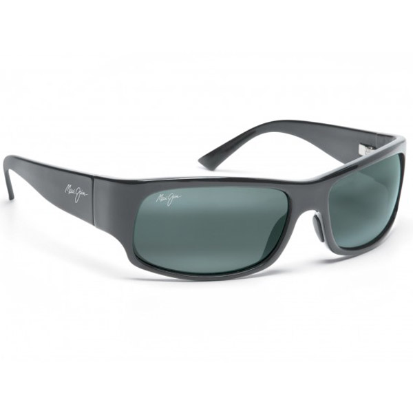 Longboard Sunglasses, Smoky Gray Frames with Neutral Gray Lenses