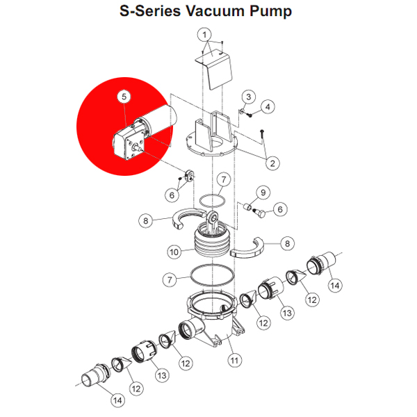 Sealand W Motor Replacement Kit, 24VCC for S-Series Vacuum Pump Sale $384.99 SKU: 11786902 ID# 385311066 UPC# 713814044589 :