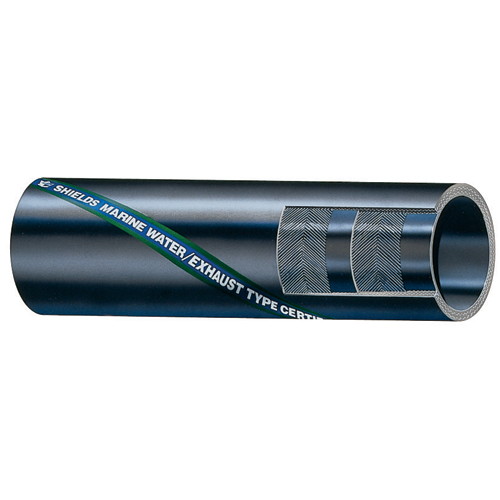 Series 200 Exhaust/Water Hose (No Wire)