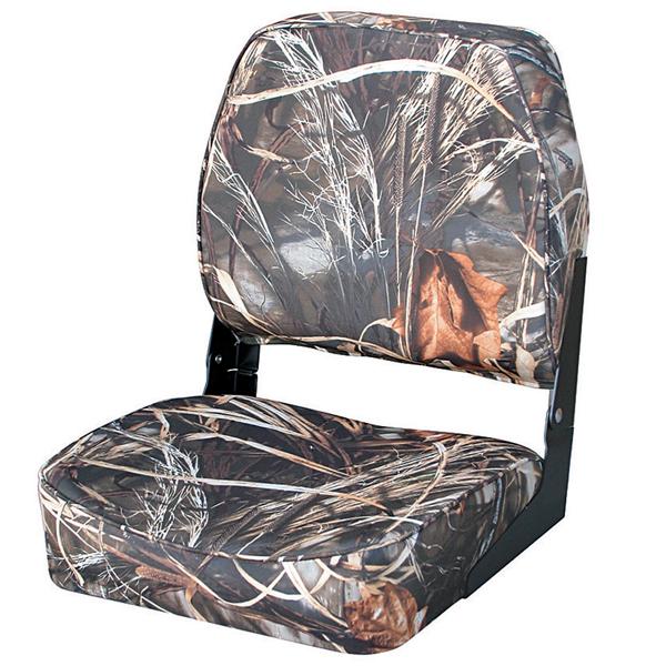 Wise Seating Hunting/fishing Fold-down Seat - Camo