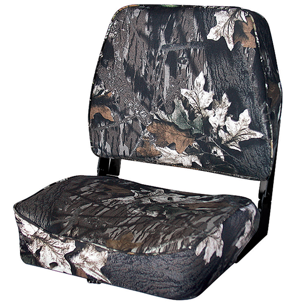 Wise Seating Hunting/fishing Fold-down Seat - Mossy Oak