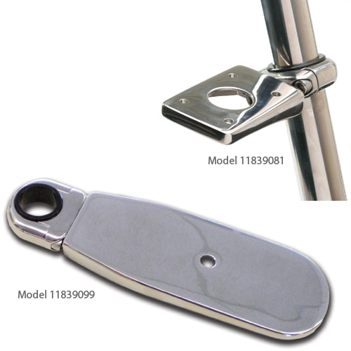 Edson Marine 7 Stainless-Steel Clamp-on Accessory Mount Sale $109.99 SKU: 11839099 ID# 832ST-7-125 UPC# 796744019698 :