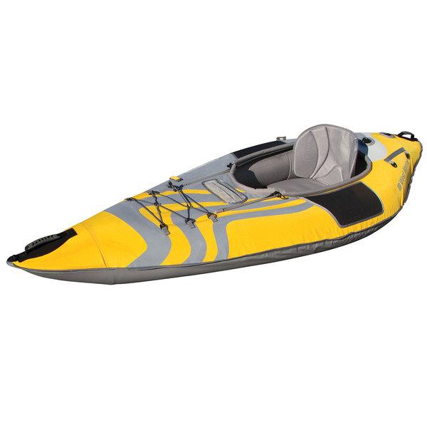 West Marine Scamper I Inflatable Sit Inside Kayak West