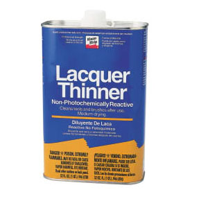 Lacquer Thinner (NOT FOR SALE IN CALIFORNIA)