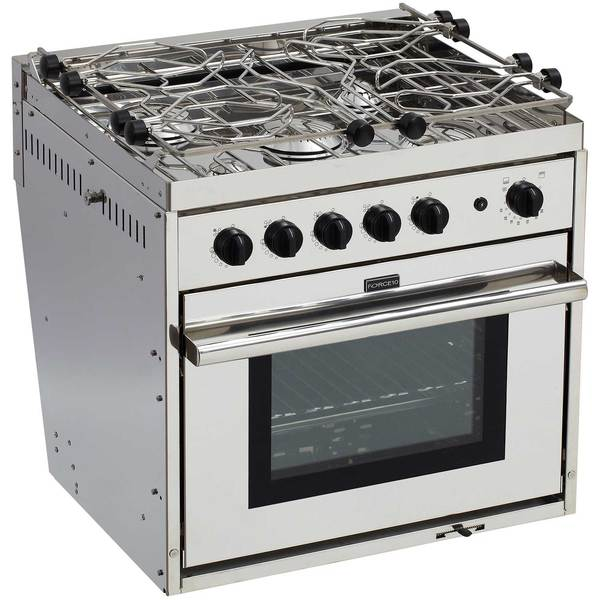 ENO Professional Series Five-Burner Gimbaled Propane Range