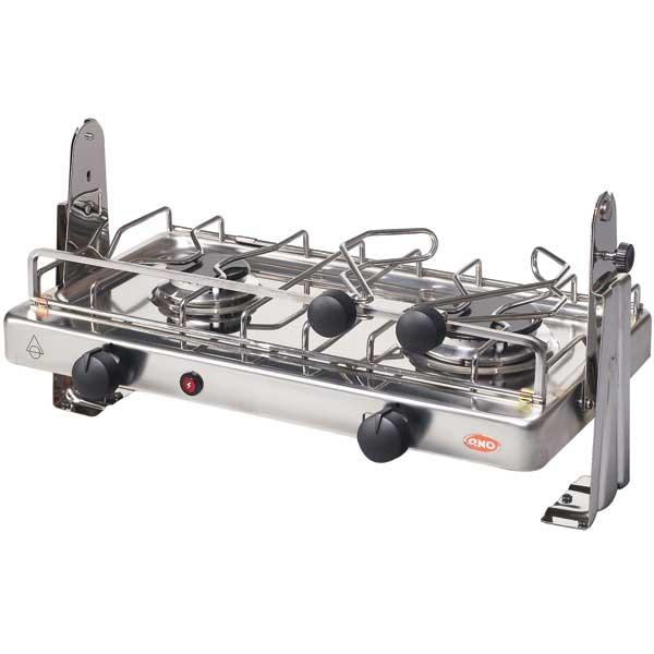 ENO Two-Burner Gimbaled Propane Cooktop