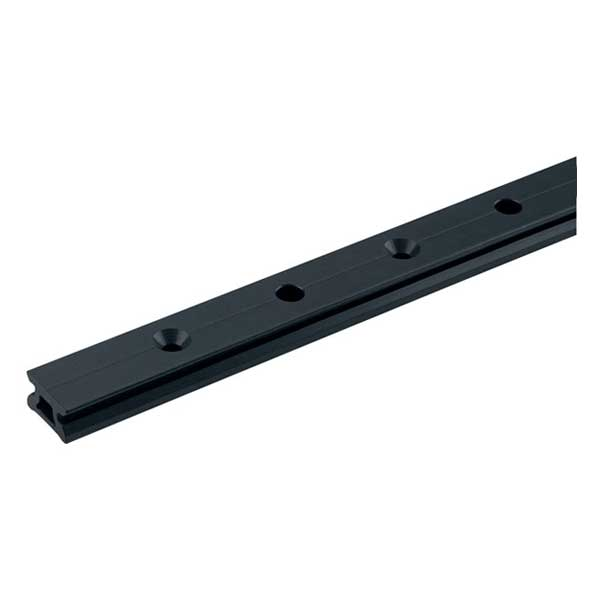 Harken Midrange Traveler Track, Low-Beam Track, Metric Pinstop Holes, 27MM x 6M