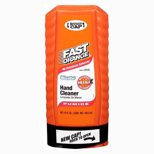 Knight Products Fast Orange Pumice Lotion Hand Cleaner, 15 oz.