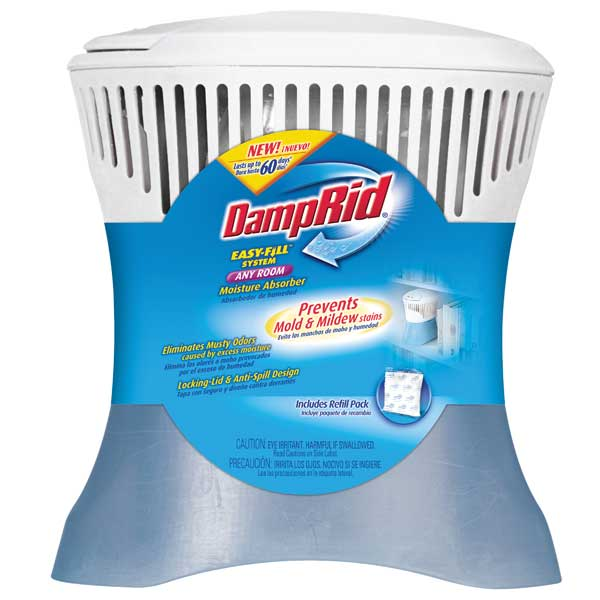 Damprid Easy-Fill Moisture Absorber