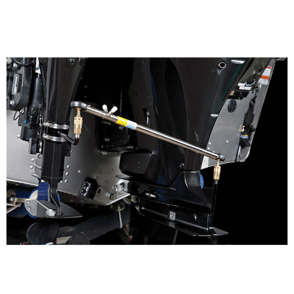 Marinetech Products Auxiliary Outboard Steering Systems