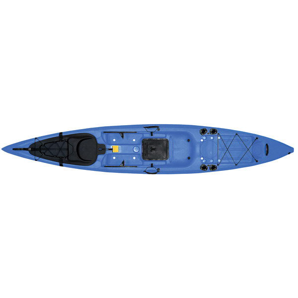 Malibu Kayaks Sit-On-Top Kayak X-13, Blue