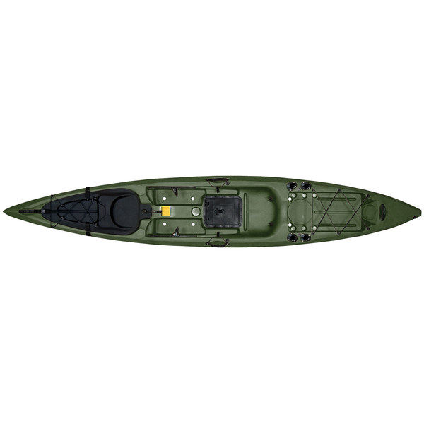 Malibu Kayaks Sit-On-Top Kayak X-13, Green Sale $889.99 SKU: 11896966 ID# MK13-06-04 UPC# 815084010681 :
