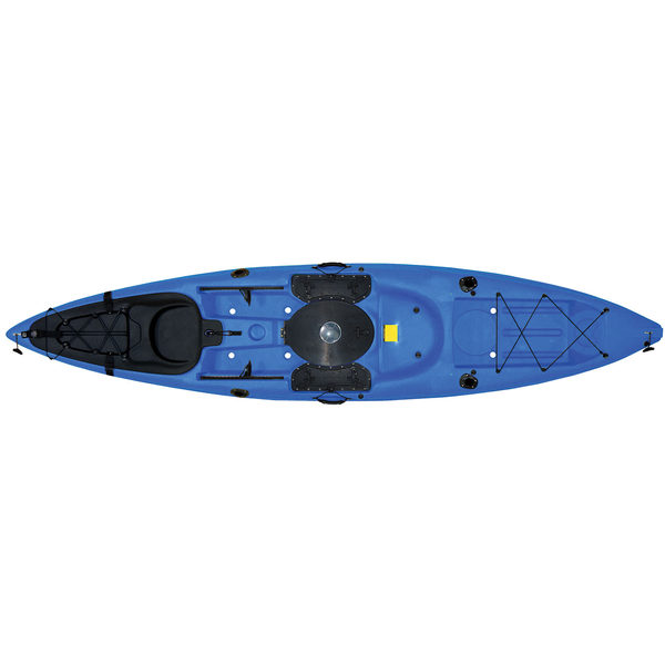 Malibu Kayaks Sit-On-Top Stealth Kayak, Blue