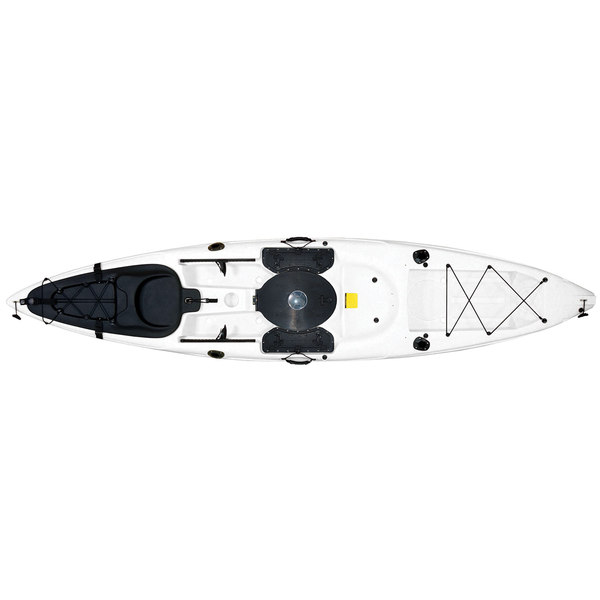 Malibu Kayaks Sit-On-Top Stealth Kayak, White