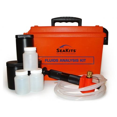 Seakits, Inc. Oil Analysis Starter Kit