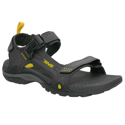 Teva Men's Toachi 2 Sandals, Black, 10