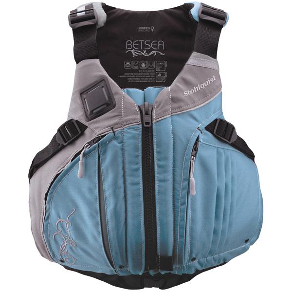 Stohlquist Women's BetSEA Life Vest, XS/S, 28-34 Chest Size