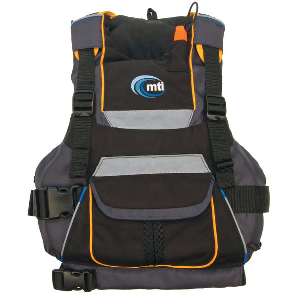 Mti Adventurewear BOB Life Vest (Best Use for Youth Paddling, Recreation