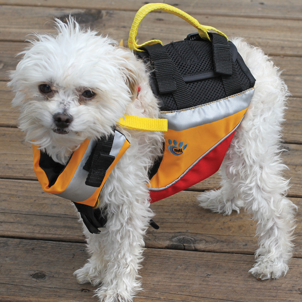 Mti Adventurewear underDOG Pet Vest, Small, 18-24 Chest Size, 12-24lb. Weight