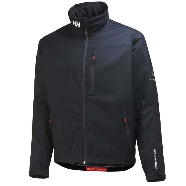 Helly Hansen Men's Crew Mid-Layer Jacket Navy Sale $160.00 SKU: 11942117 ID# 30253-597-M UPC# 7040052823434 :