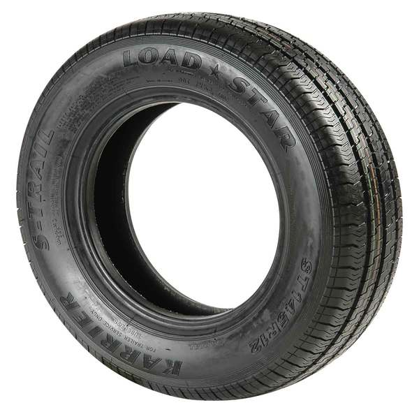 E Rated Trailer Tires C E SMITH Radial Trail...
