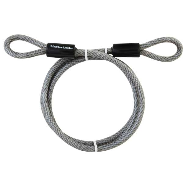 Master Lock Lock Cable 3/8x6' Vinyl Coated Sale $10.99 SKU: 11954203 ID# 78DPF UPC# 71649035876 :