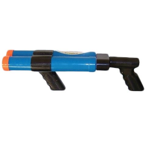 Stream Machine Double Barrel Toy Gun