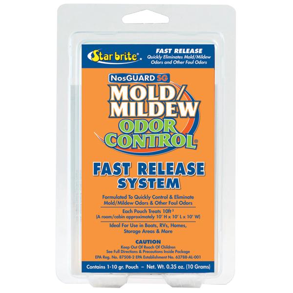 Star Brite NosGUARD SG Mold/Mildew Odor Control Fast Release Treatment
